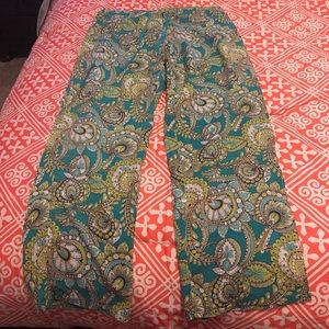 Vera Bradley Cotton Pajama Bottom - Size M